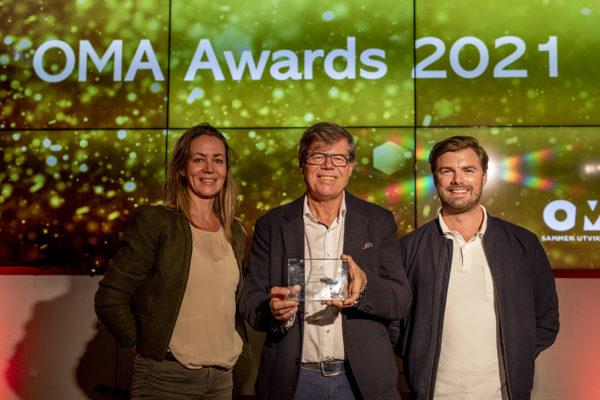 Røa Torg er kåret til Årets bylivsprosjekt 2021